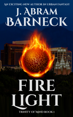 Fire Light one paperback book