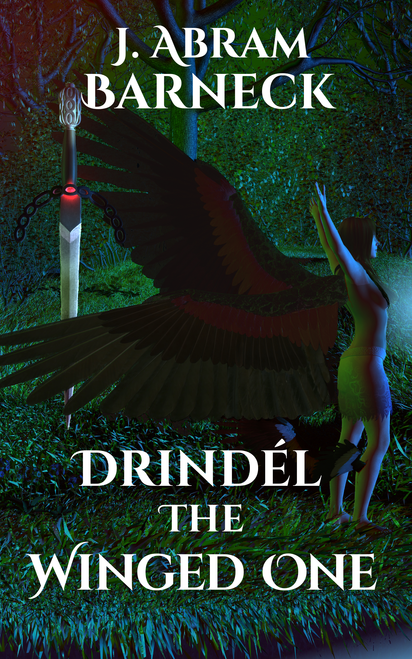 Drindél The Winged One